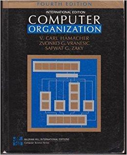 9780071143233: Computer Organization