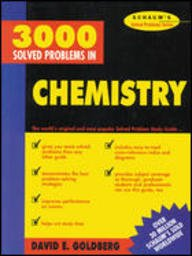 9780071144049: 3000 Solved Problems in Chemistry