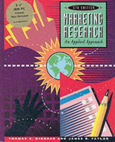 9780071144186: Marketing Research: An Applied Approach (McGraw-Hill International Editions Series)