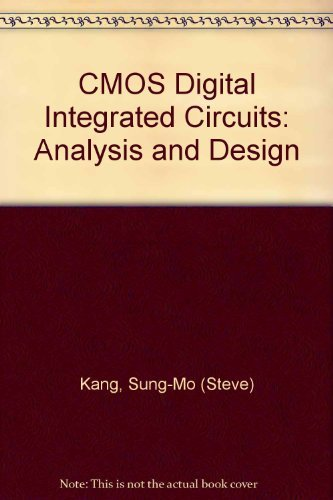 9780071144230: CMOS Digital Integrated Circuits: Analysis and Design