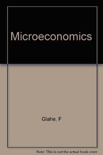 9780071144391: Microeconomics