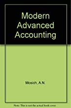 9780071144834: Modern Advanced Accounting