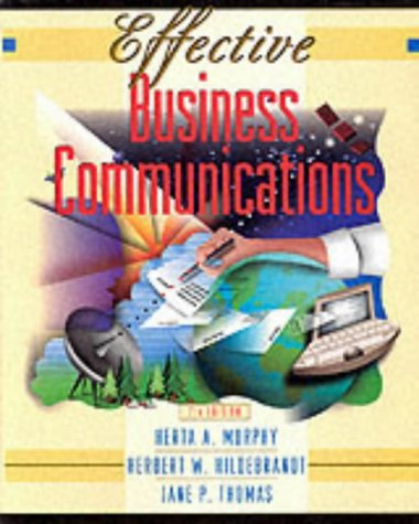 9780071145077: Effective Business Communication