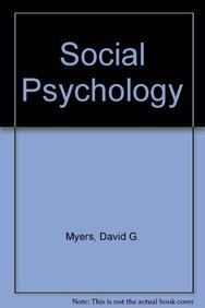 9780071145084: Social Psychology