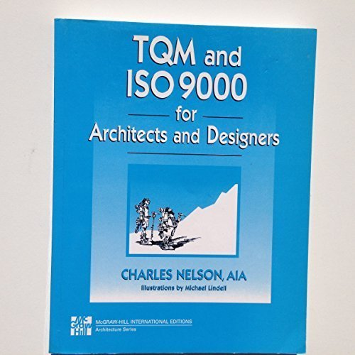 9780071145466: Tqm& Iso9000 for Architects
