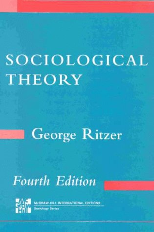 9780071146609: Sociological Theory