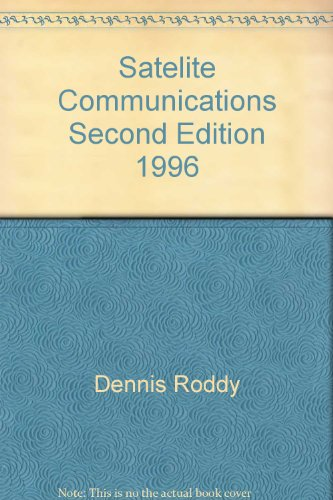 9780071146647: Satelite Communications