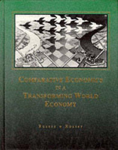 9780071146876: Comparative Economics in a Transforming World Economy