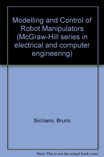 9780071147262: Modelling and Control of Robot Manipulators