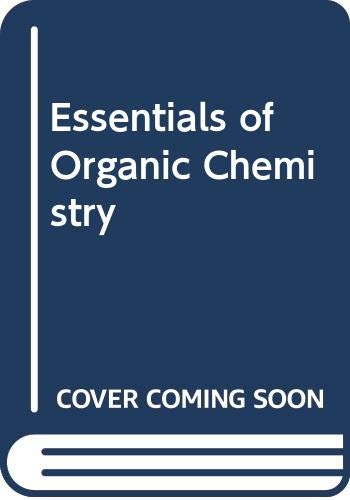 9780071147965: Essentials of Organic Chemistry