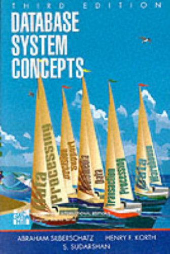 9780071148108: Database System Concepts - Third Edition