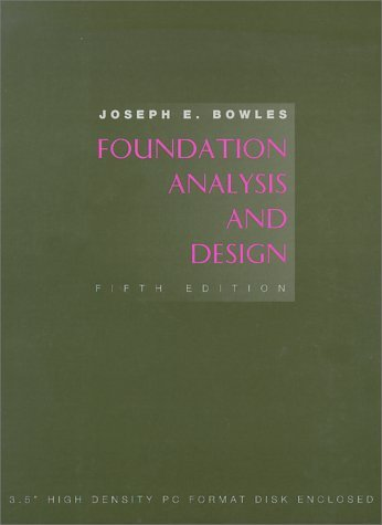 9780071148115: Foundation Analysis and Design