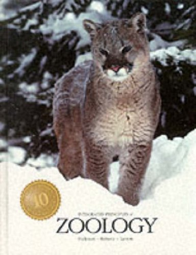 9780071148320: Integrated Principles of Zoology