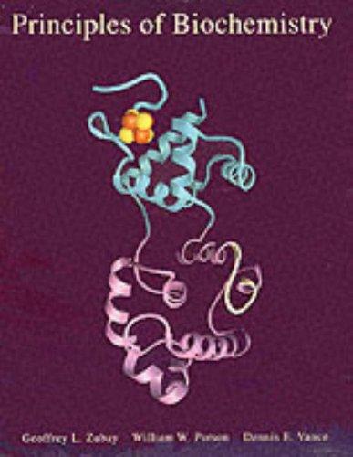 9780071148887: Principles of Biochemistry