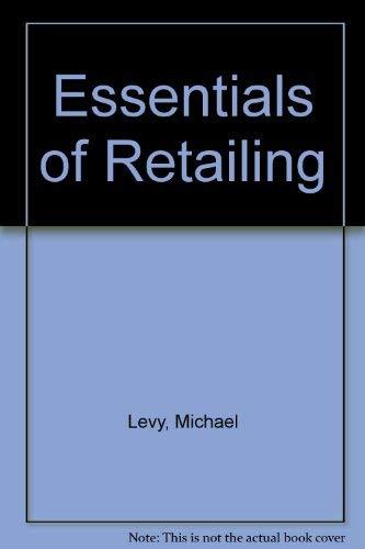 9780071149860: Essentials of Retailing