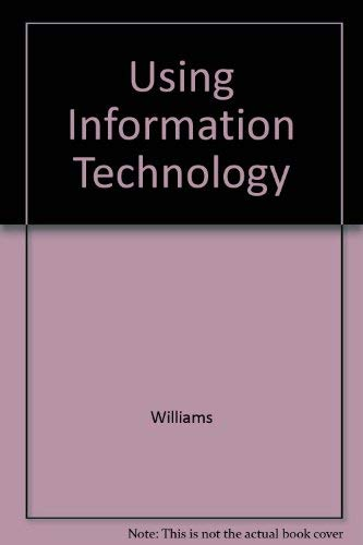 9780071150439: Using Information Technology
