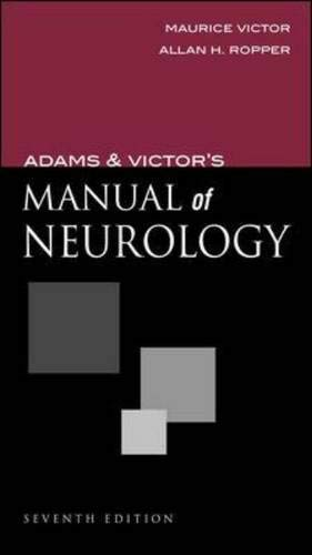 9780071150798: Adams and Victor's Manual of Neurology