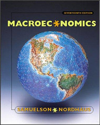 9780071150873: Macroeconomics