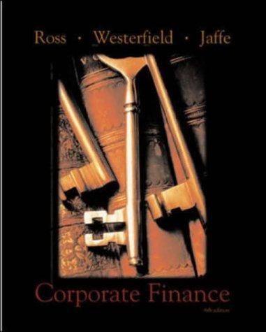 9780071150897: Corporate Finance