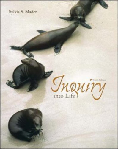 9780071151122: Inquiry into Life