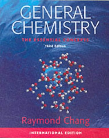 9780071151153: General Chemistry: The Essential Concepts