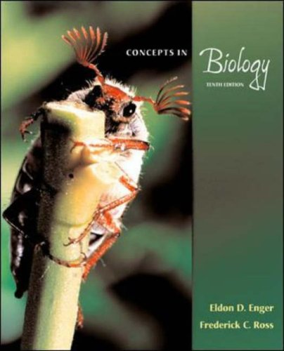 9780071151207: Concepts in Biology