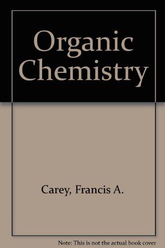 9780071151481: Organic Chemistry