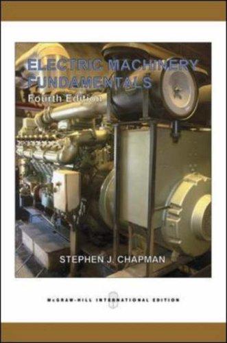 9780071151559: Electric Machinery Fundamentals