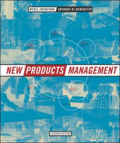 9780071151627: New Products Management