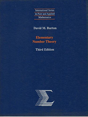 9780071152051: Elementary Number Theory