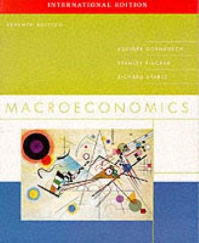 9780071152327: Macroeconomics (McGraw-Hill International Editions S.)