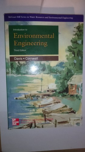 9780071152341: Introduction to Environmental Engineering (McGraw-Hill series in water resources and environmental engineering)