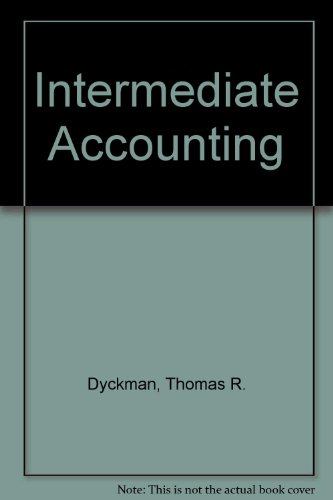 9780071152372: Intermediate Accounting