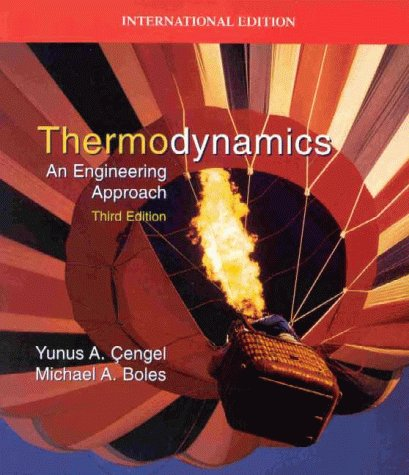 9780071152471: Thermodynamics: An Engineering Approach