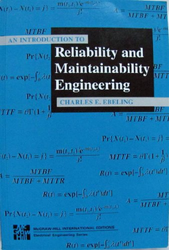 9780071152488: Introduction to Reliability and Maintainability Engineering