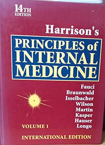 9780071152686: Harrison's Principles of Internal Medicine, 14th Edition-Volume 2