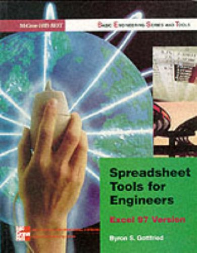 9780071153010: Spreadsheet Tools for Engineers: Excel 97 Version (B.E.S.T. Series)