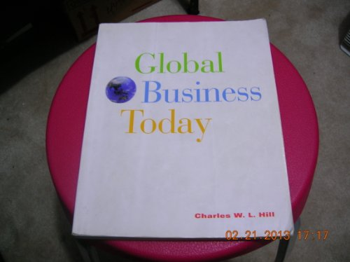 9780071153256: Global Business Today