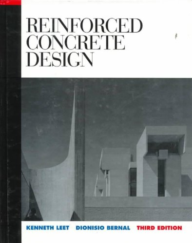 9780071153720: Reinforced Concrete Design