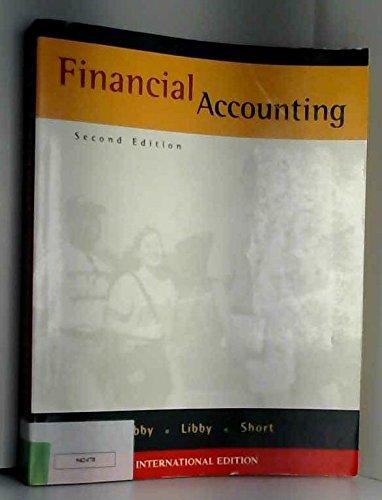 9780071153850: Financial Accounting