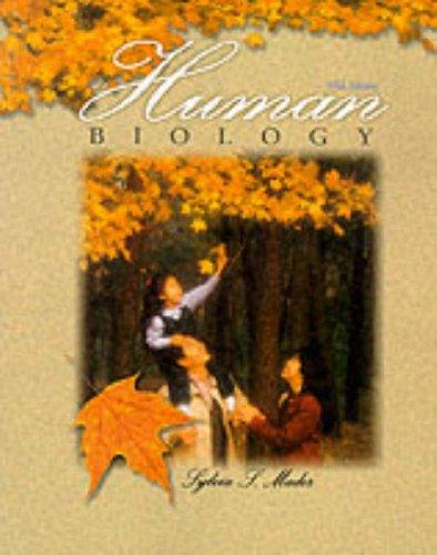 9780071154031: Human Biology