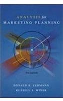 9780071154239: Analysis for Marketing Planning
