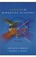 9780071154239: Analysis for Marketing Planning (McGraw-Hill International Editions: Marketing & Advertising Series)