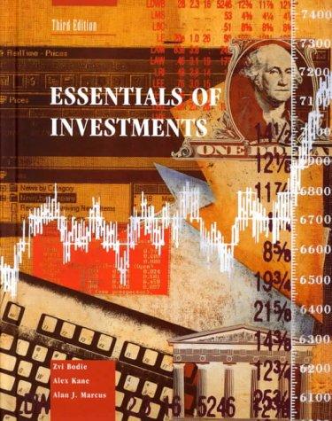 Essentials of Investments: Zvi Bodie
