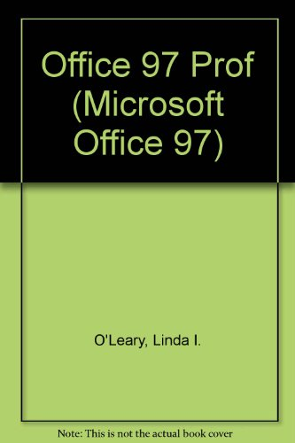 9780071154758: Office 97 Prof (Microsoft Office 97)