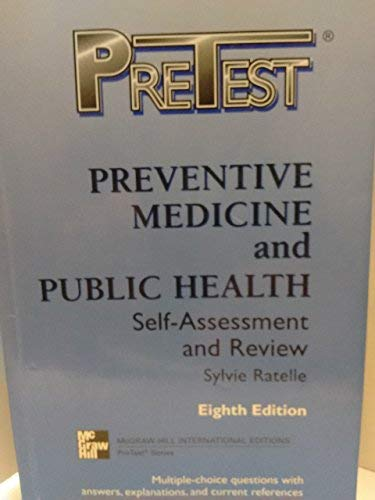9780071155175: Preventative Medicine & Public Health