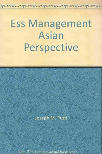 9780071155243: Ess Management Asian Perspective