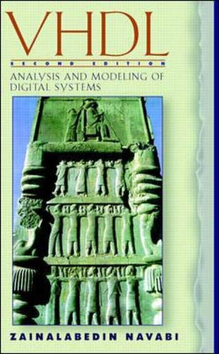 9780071155250: VHDL: Analysis and Modeling of Digital Systems