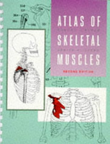 9780071155410: Atlas of Skeletal Muscles