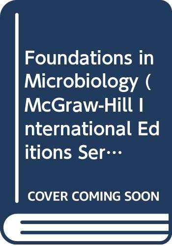 9780071155809: Foundations in Microbiology (McGraw-Hill International Editions Series)